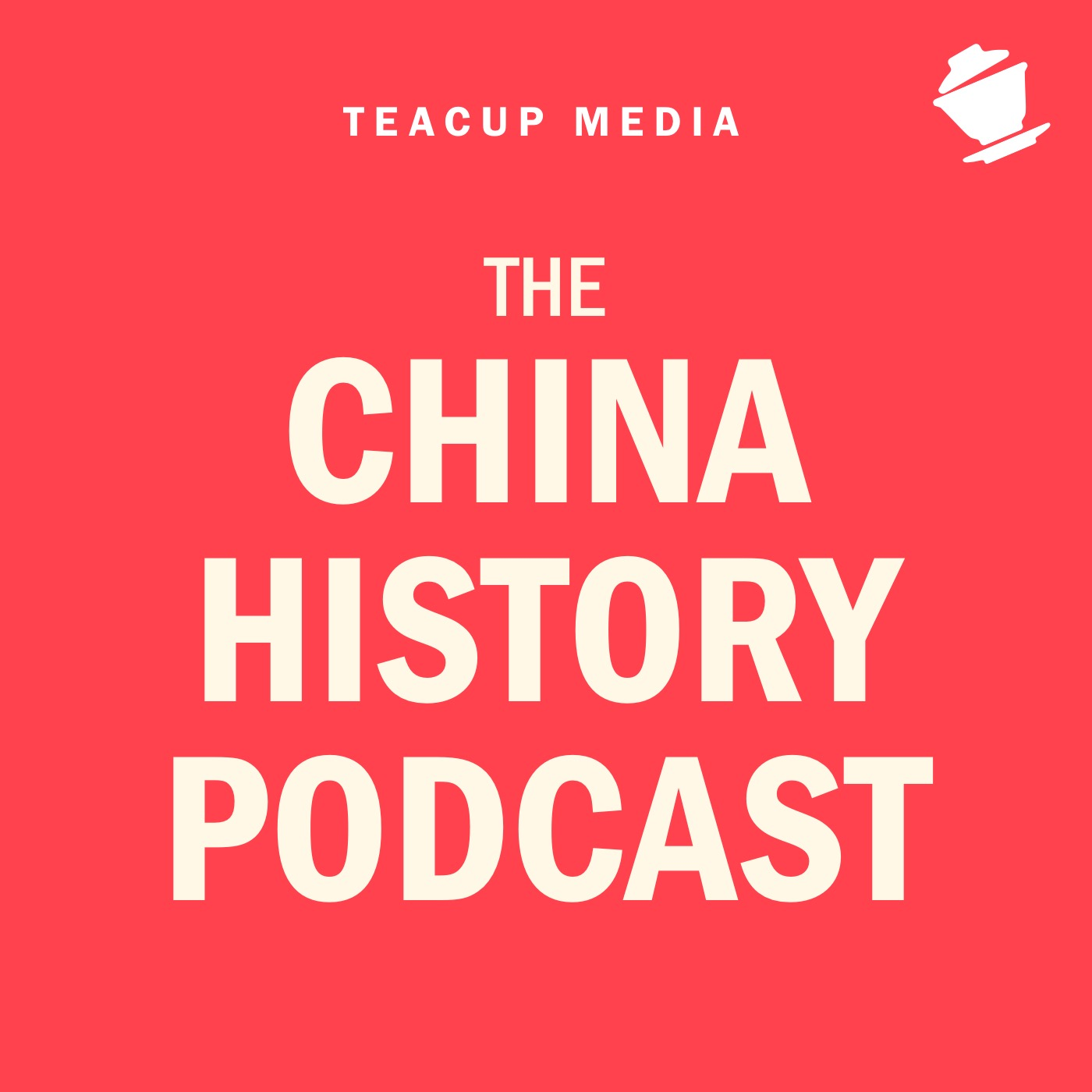 The China History Podcast show art