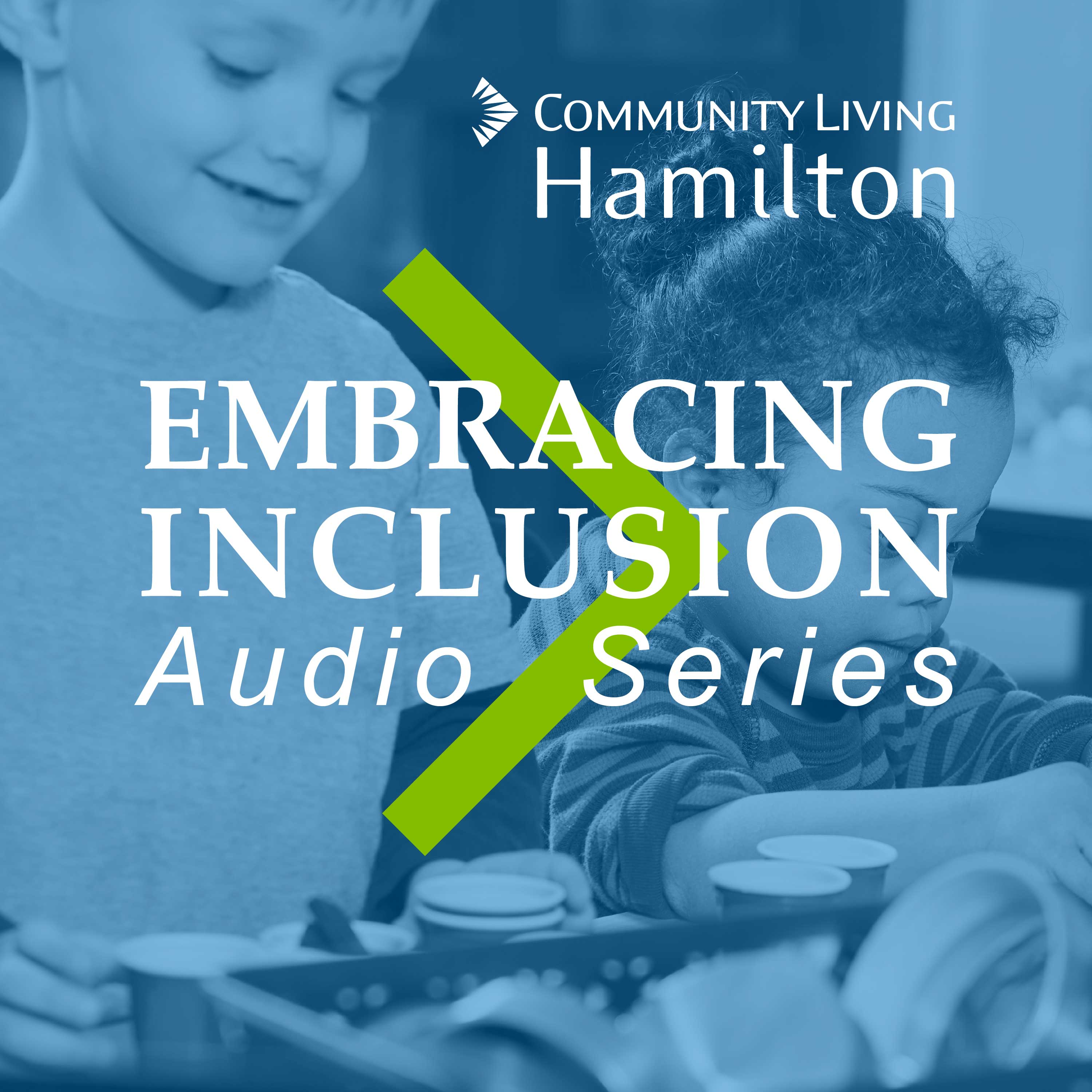 Embracing Inclusion show art