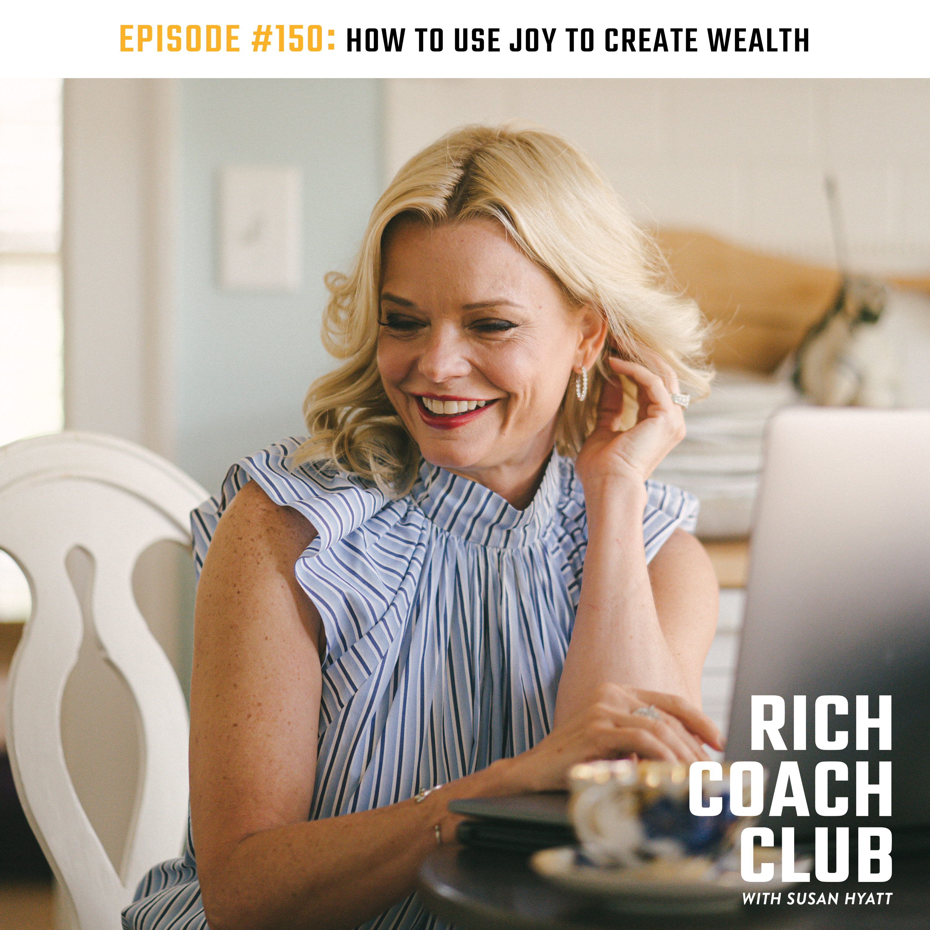How to Use Joy to Create Wealth