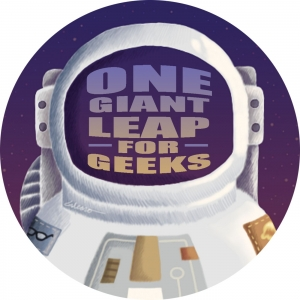 🚀 One Giant Leap For Geeks 👓
