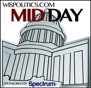 WisPolitics Midday show art
