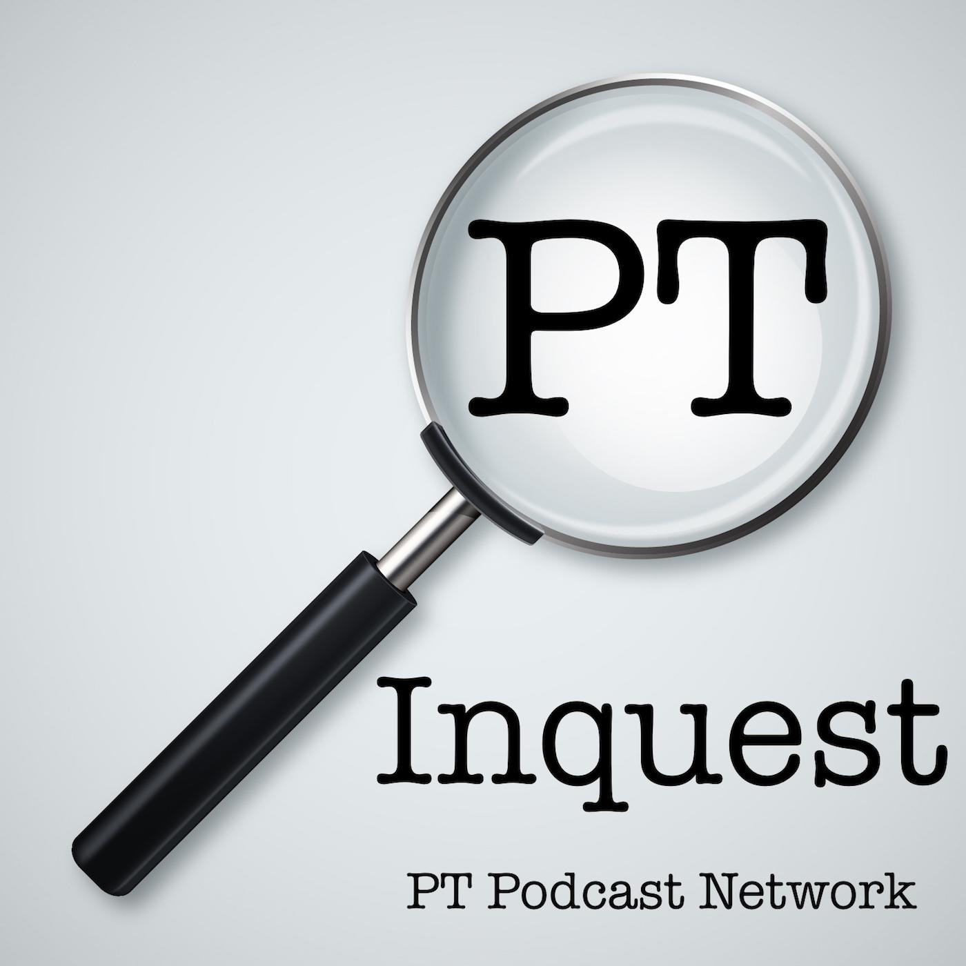 PT Inquest show art