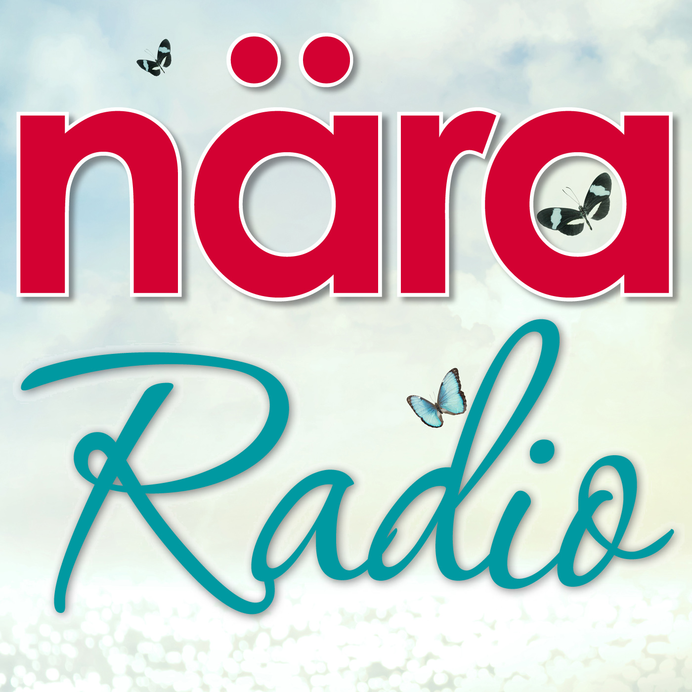 Nära Radio show art