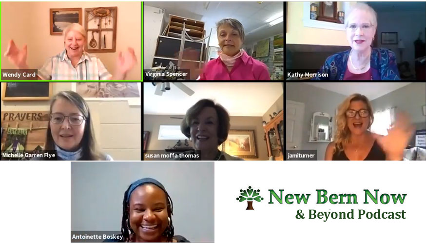 New Bern Now Podsquad