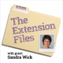 Artwork for Sandra Wick - The Extension Files - May 22, 2018