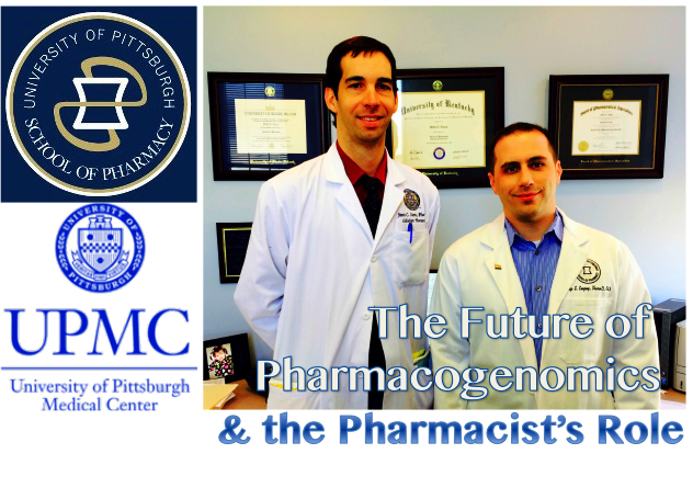 Pharmacogenomics and New Opportunities for Pharmacists: Pharmacy Podcast Episode 202