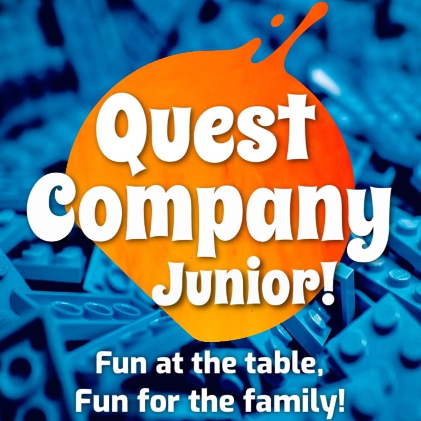 Quest Company Junior show art