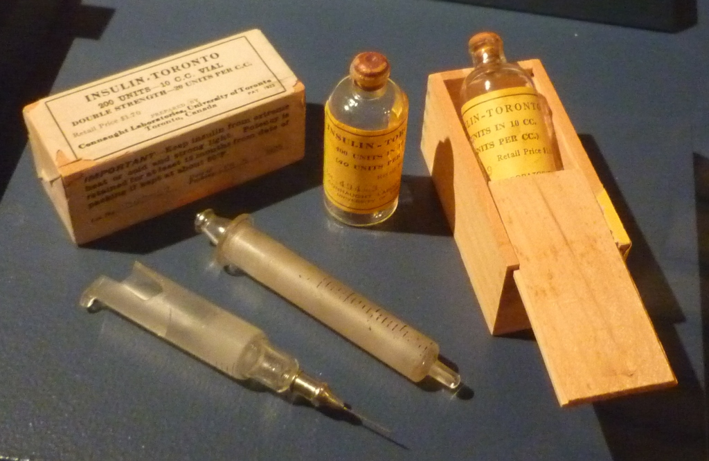 #119 Fascinating story of Sir Frederick G. Banting's discovery of insulin