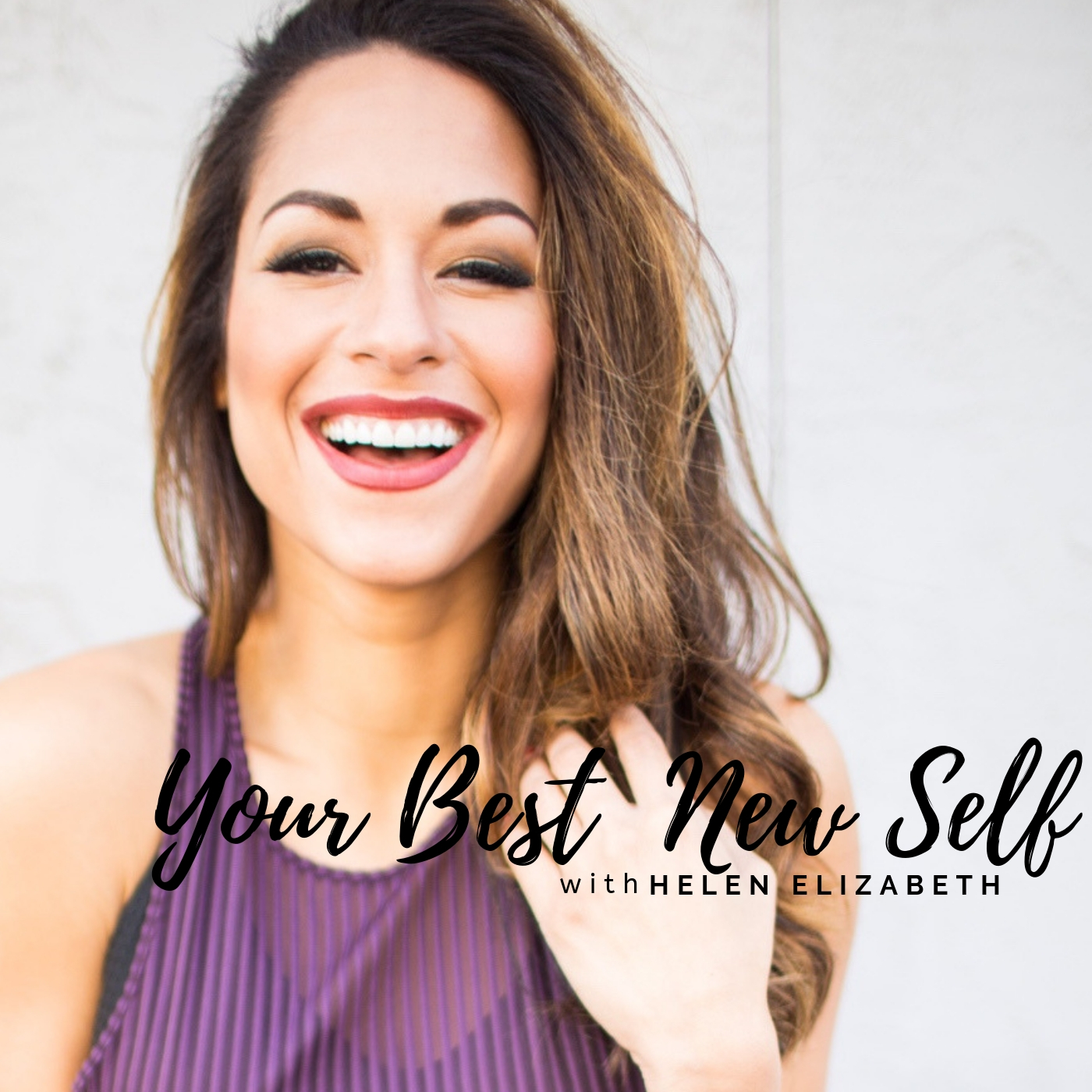 Your Best New Self Podcast show art