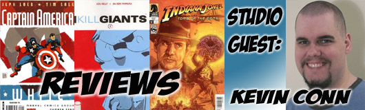 """Episode 149 - Kevin Conn, """"Alan Moore"""", """"Dan Didio"""" and more!"""