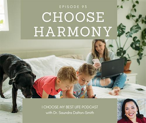 Choose Harmony