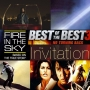 Artwork for Week 47: (The Invitation (2015), Fire in the Sky (1993), Best of the Best 3: No Turning Back (1995))