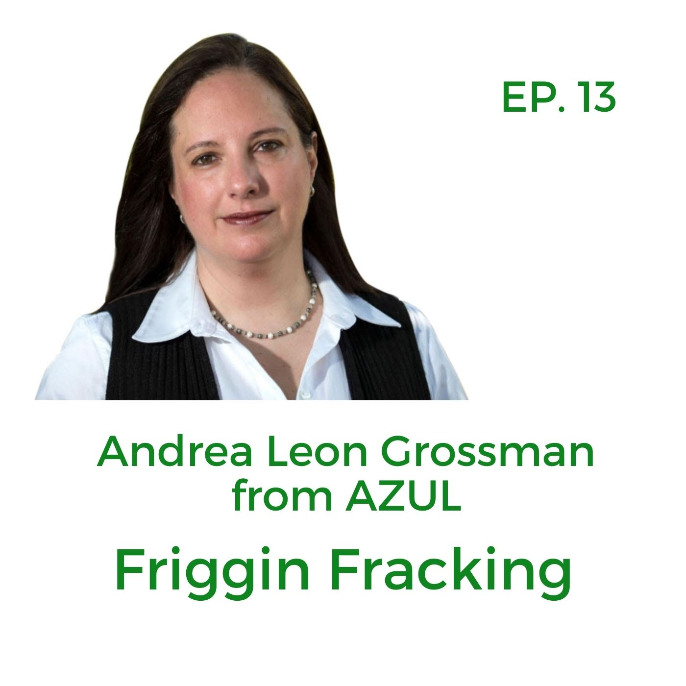 Ep. 13 Let's Talk About Friggin Fracking