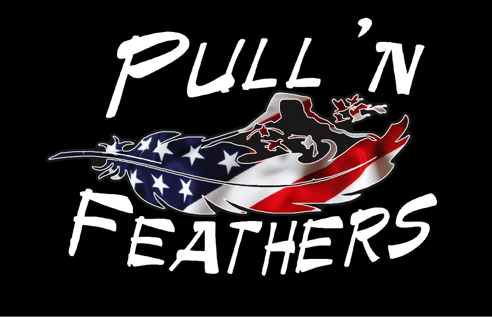 Pull'N Feathers's podcast show art