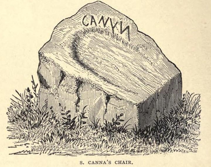 Canna's Chair