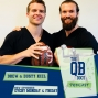 Artwork for TQBD 139: Social Media and the Influence it has on Football Players with Stacked Sports Founder, Ben Graves