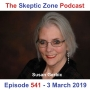 Artwork for The Skeptic Zone #541 - 3.March.2019