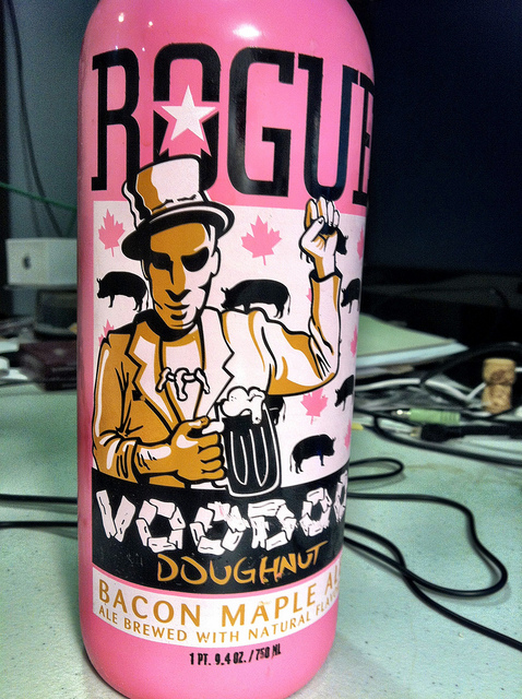 You do that voodoo doughnut like you do