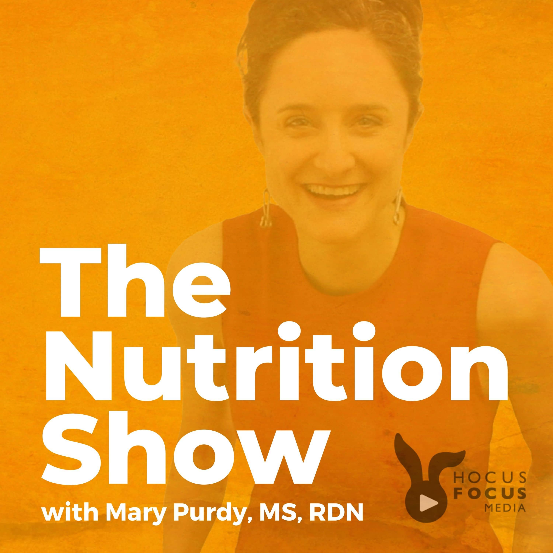 The Nutrition Show show art