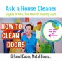 Artwork for How to Clean Doors, 6 Panel Doors, Metal Doors