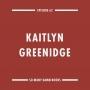 """Artwork for 62: Kaitlyn Greenidge & """"Tipping the Velvet"""""""