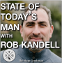 Artwork for TSG 50: The State of Today's Man with Robert Kandell