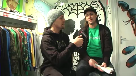 """Artwork for VIDcast #54 """"NK skateboarden 2007"""""""