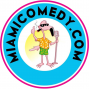 Artwork for Miami Comedy Podcast 01-7-18