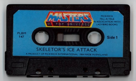 When the Music Stops: Skeletor's Ice Attack