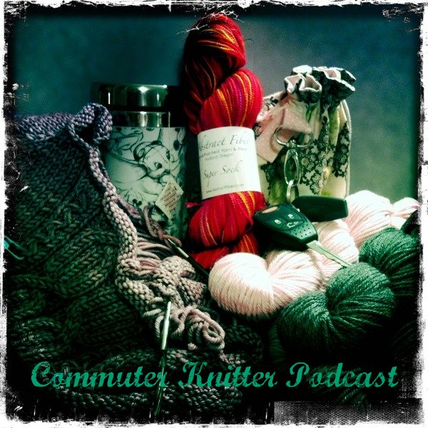 Commuter Knitter - Episode 4 - Spring Has Sprung