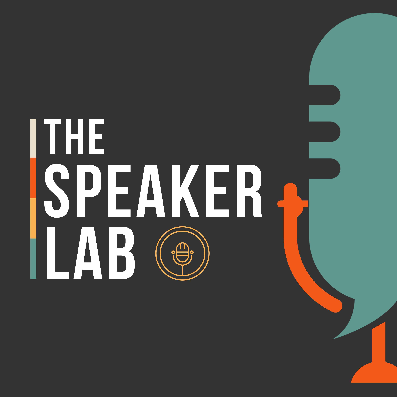 The Speaker Lab show art