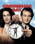 Artwork for Ep #151 Groundhog Day with Scott Davis from Hey You Guys and Amon Warmann from Empire Magazine.