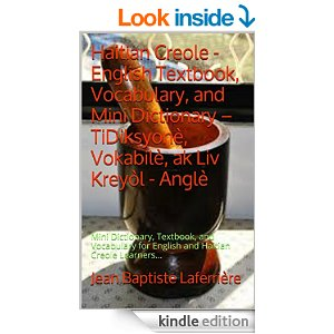 What is there in a classroom?  Sa'k genyen nan yon klas?  Haitian Creole - English Textbook - Episode 2