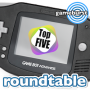 Artwork for GameBurst Roundtable - Top 5 GBA Games