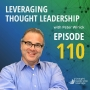 Artwork for Leveraging Thought Leadership With Peter Winick – Episode 110 - A.J. Jacobs