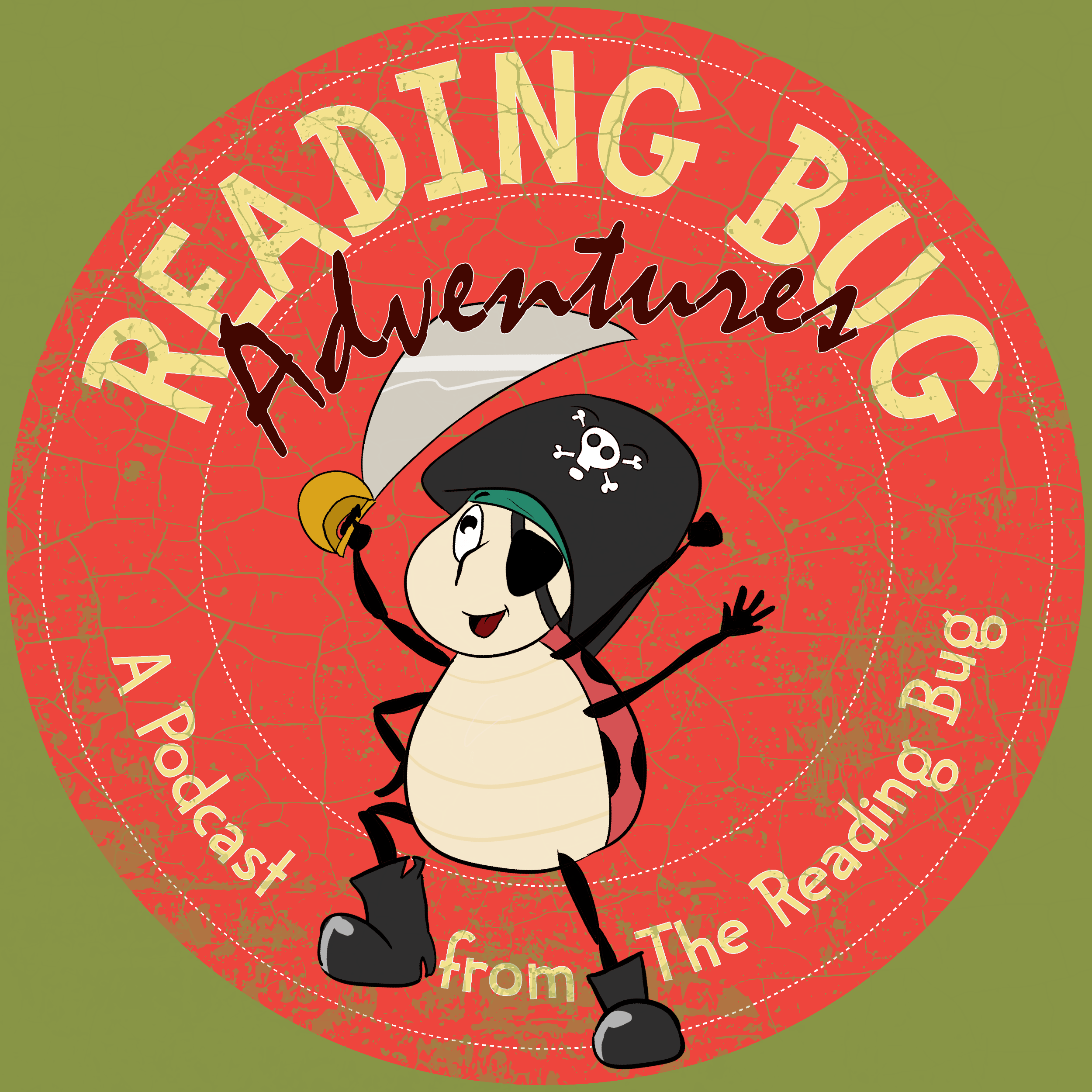 Reading Bug Adventures -  Original Stories with Music for Kids show art