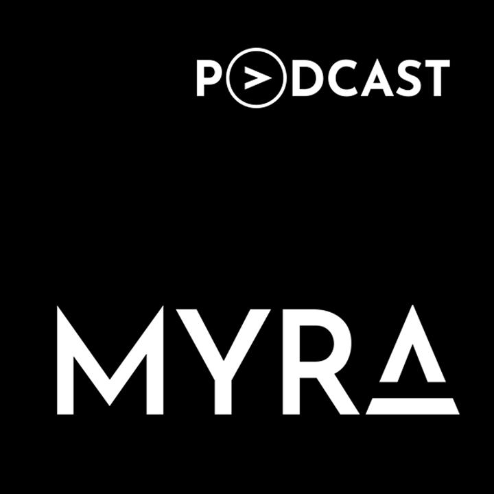 MYRA Podcast show art