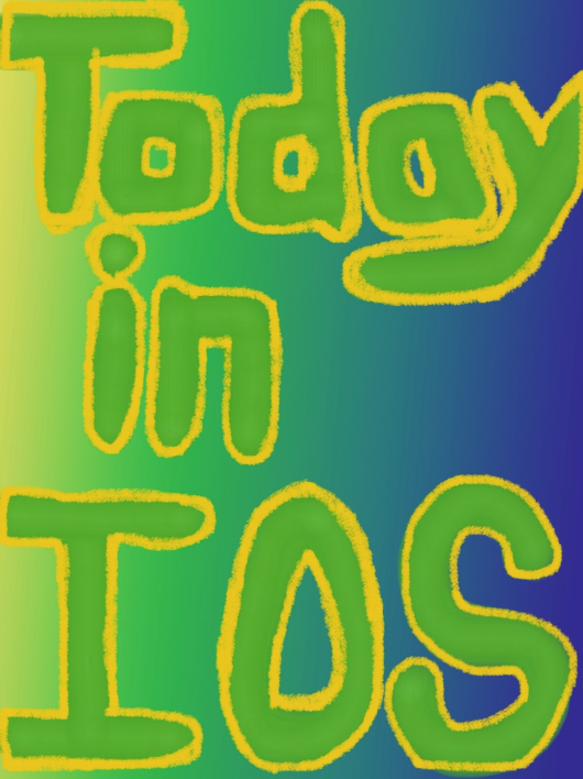 iOS Artwork - iTem 0187