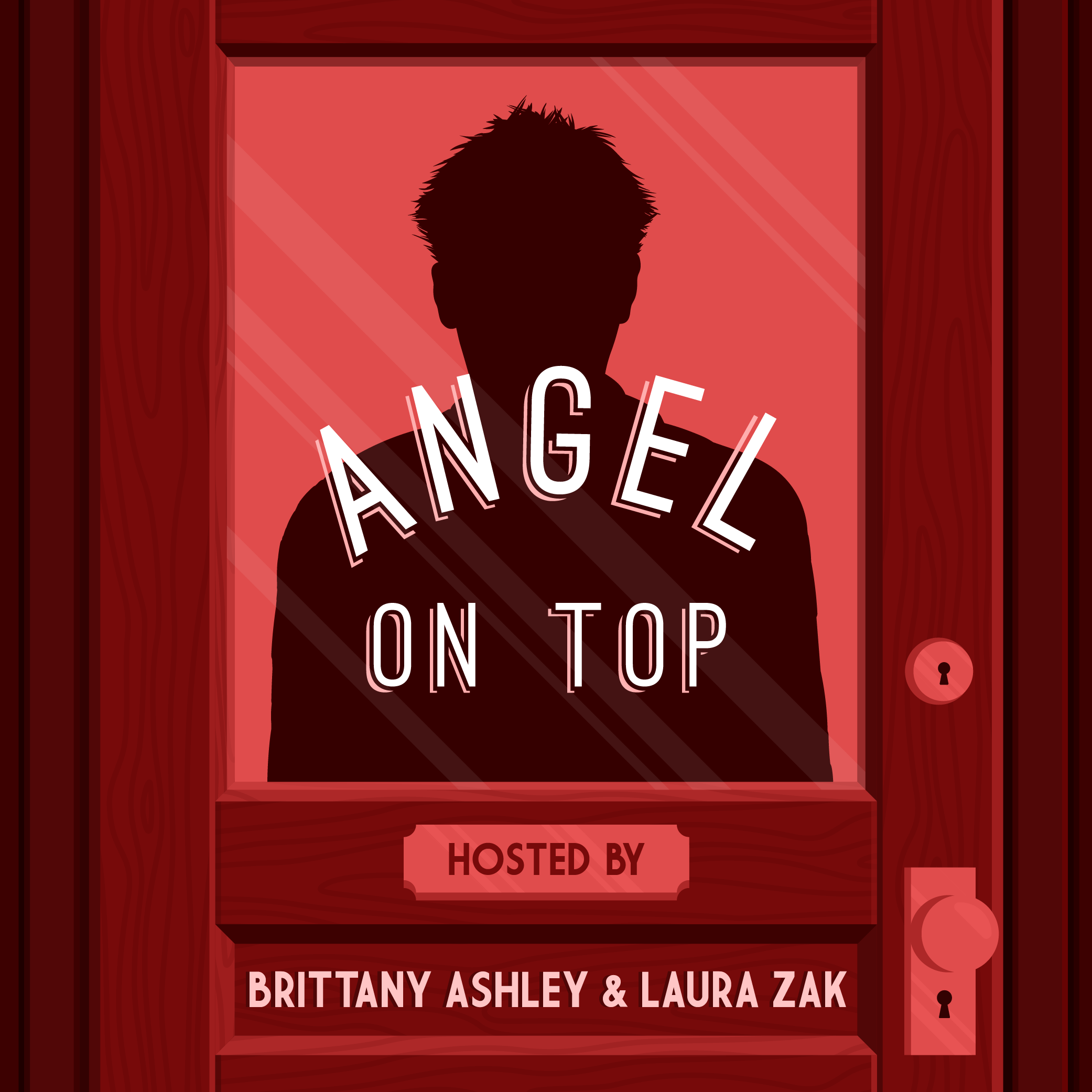 Angel On Top show art