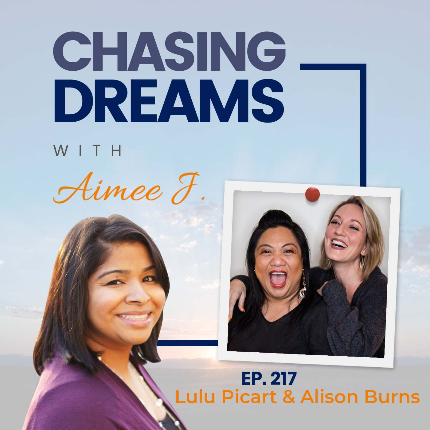 Ep. 217: Lulu Picart & Alison Burns - This Is A Good One
