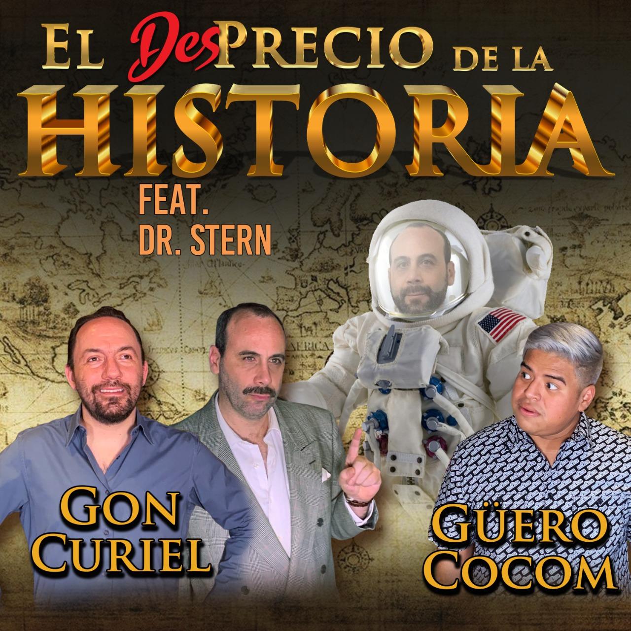 ¿El hombre jamás llegó a la luna? ft. Dr. Stern