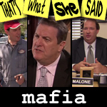 "Episode # 79 -- ""Mafia"" (10/15/09)"