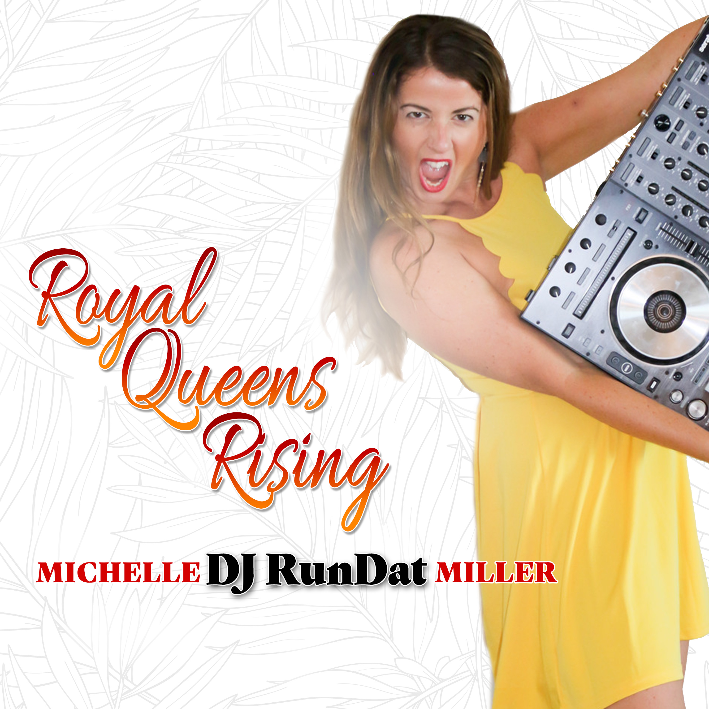 Royal Queens Rising show art