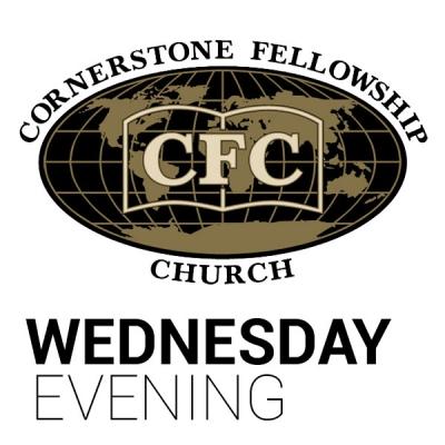 Cornerstone Fellowship Church Wednesday Evening show image