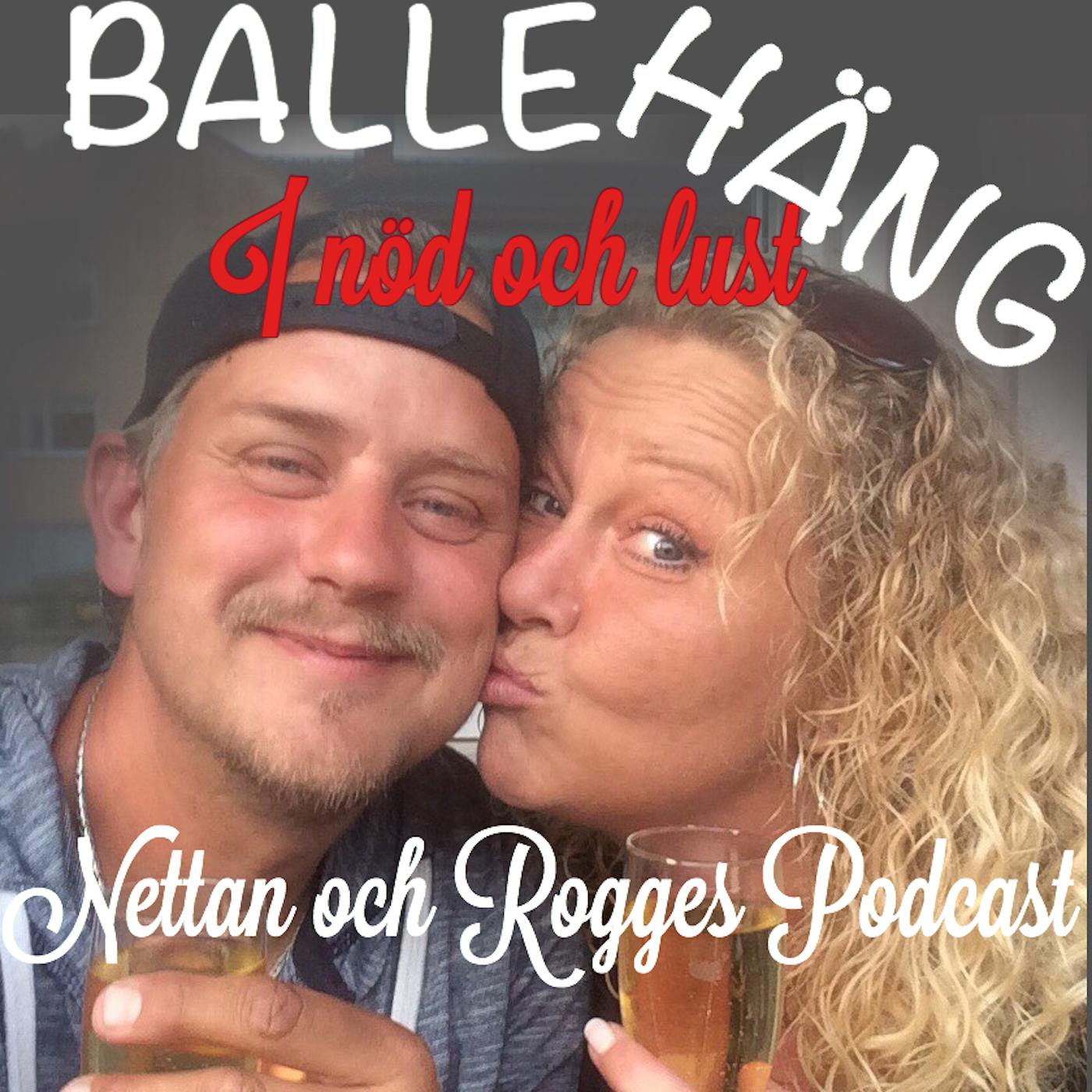 Ballehäng 'I nöd och lust' show art