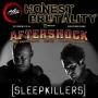 Artwork for Aftershock 2018 Damien Starkey and Sam Rivers (Sleepkillers)