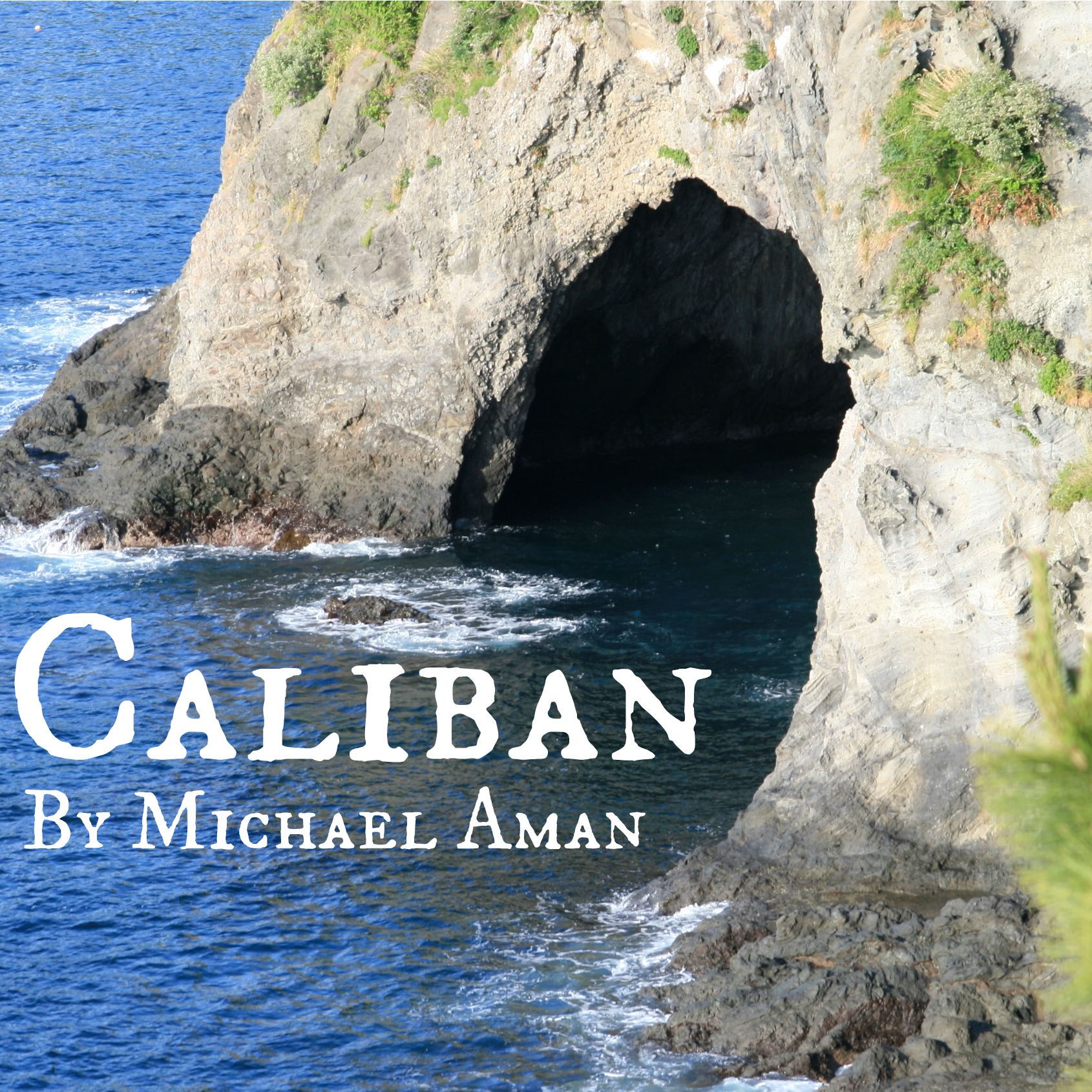 Artwork for Episode 9 - Caliban by Michael Aman