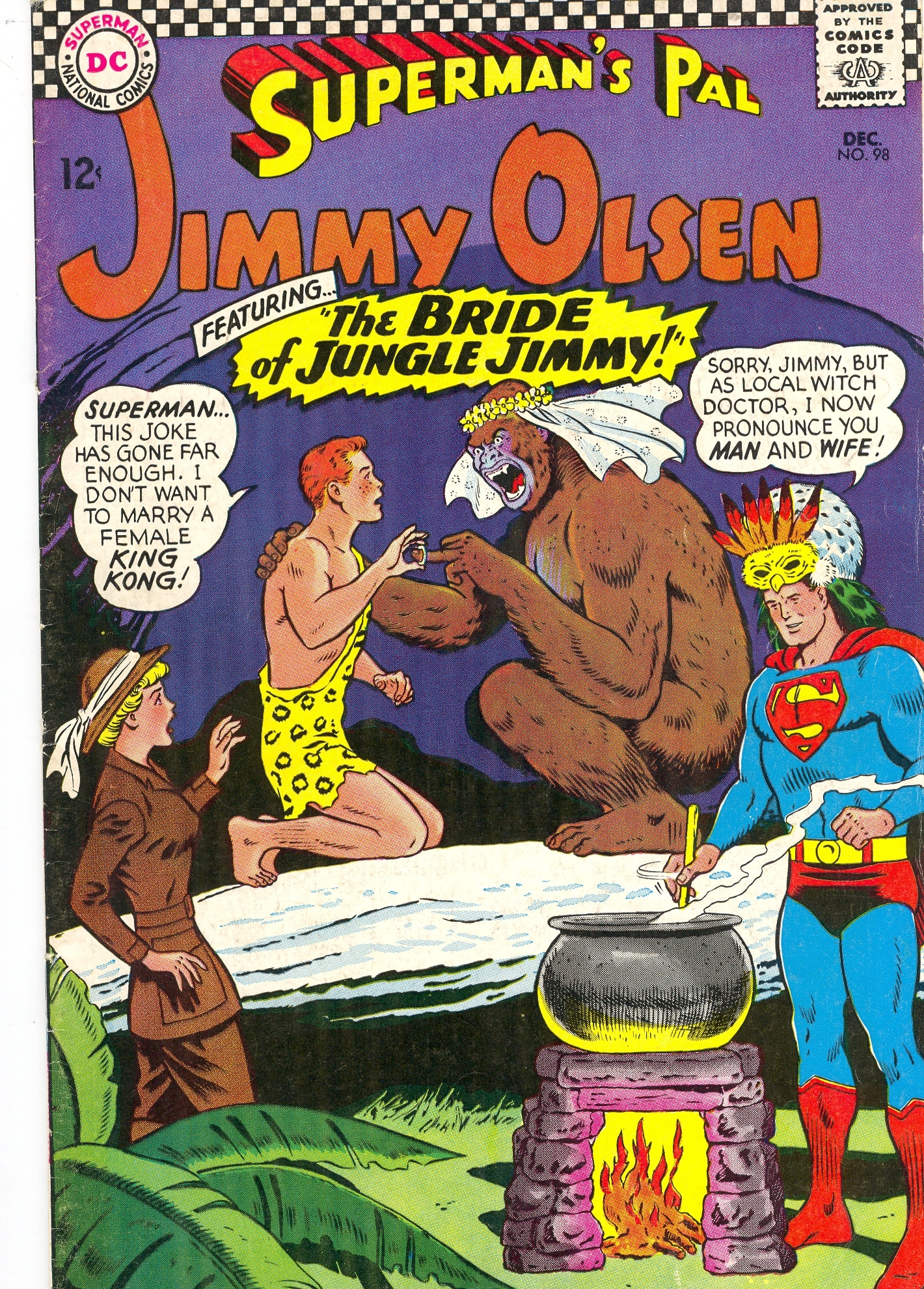 Jimmy Olsen, Superstar