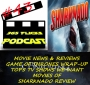 Artwork for 365 #43 News & Reviews, Top5 Tv Shows We Want Movies Of, Sharknado Review