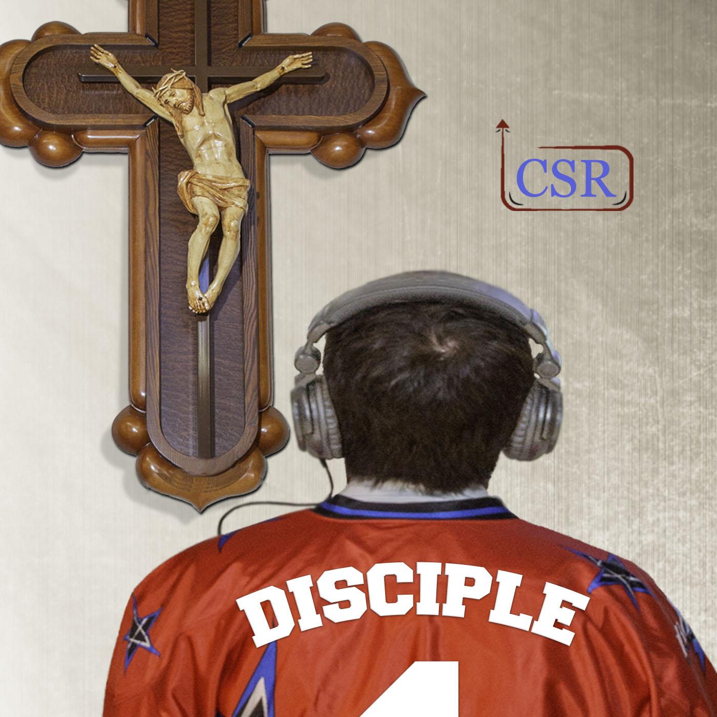 Catholic Sports Radio show art